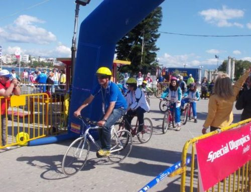 Regional Games Cycling Of Central Greece
